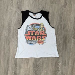 Vintage Style Star Wars Shirt